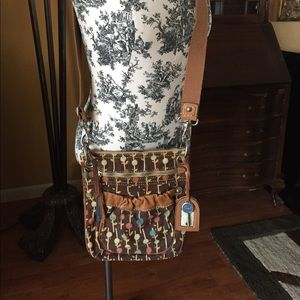 Fossil crossbody bag. Excellent condition.